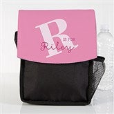 Alphabet Fun Personalized Lunch Bag - 17228