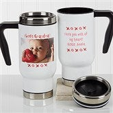 Loving You Personalized Commuter Travel Mug - 17261