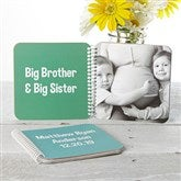 Baby Keepsake Soft Cover Mini Photo Book- Pastel - 17276-P
