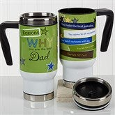 Reasons Why Personalized Commuter Travel Mug - 17285