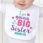 I'm Going To Be...Personalized Infant Bib - 17313-B