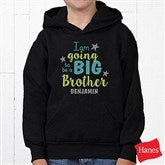 I'm Going To Be...Personalized Youth Hooded Sweatshirt - 17313-YHS