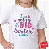 I'm Going To Be...Personalized Hanes® Youth T-Shirt - 17313-YCT