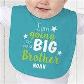 I'm Going To Be...Personalized Baby Bib - 17313-B