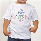 You Are Loved Personalized Toddler T-Shirt - 17314-TT