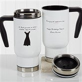 A Best Friend Personalized Commuter Travel Mug - 17351
