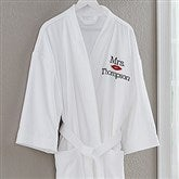 Better Together Mrs. Embroidered Robe - 17392-MRS