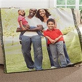 Picture It! Family Personalized Woven Throw - 17399
