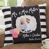 Modern Chic Personalized 18