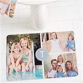 Photo Collage Personalized Bath Mat - 17499