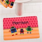 Just For Him Personalized Memory Foam Bath Mat - 17508