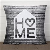 Home Is Love Personalized 18