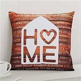 Home Is Love Personalized 14