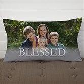 HOME Personalized Lumbar Throw Pillow - 17516-LB