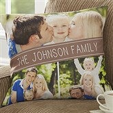Family Photo Collage Personalized 18