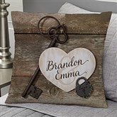 Key To My Heart Personalized 18