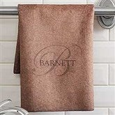 Heart of Our Home Personalized Hand Towel - 17529