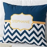 Preppy Chic Personalized 18