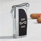 Simply Classic Personalized Double Torch Lighter- Monogram - 17551-M