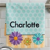 Just For Her Personalized Hand Towel - 17575