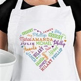 Close to Her Heart Personalized Apron - 17600-A