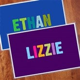 All Mine! Personalized Laminated Placemat - 17610