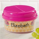 Just For Them Personalized Snack Cup- Pink - 17672-SP