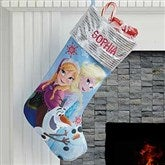 Disney® Frozen Personalized Christmas Stocking - 17691
