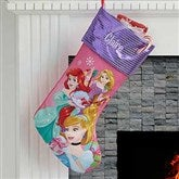 Disney® Princess Personalized Christmas Stocking - 17692