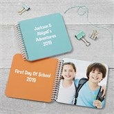 Family Keepsake Soft Cover Mini Photo Book- Bright Color - 17760-B