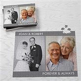 Picture Perfect Personalized Jumbo Photo Puzzle- 2 Photo - 17764-2