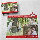 Picture Perfect Personalized Jumbo 500 Piece Photo Puzzle- 3 Photo - 17764-3