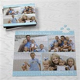 Picture Perfect Personalized Jumbo Photo Puzzle- 4 Photo - 17764-4