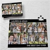 Picture Perfect Personalized Jumbo Photo Puzzle- 6 Photo - 17764-6