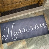 Together Forever Personalized Oversized Doormat- 24x48 - 17791-O