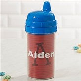 Just Me Personalized Sippy Cup- Blue - 17891-B