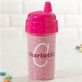 Just Me Personalized Sippy Cup- Pink - 17891-P