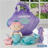 Mermaid Adventure Personalized Playset by Baby Gund® - 18016