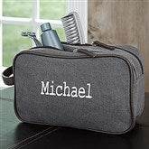 Men's Signature Embroidered Weekender Travel Case- Name - 18054-TN