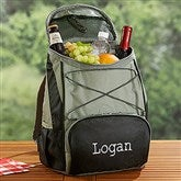 Embroidered Outdoor Cooler Backpack- Name - 18091-N