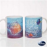 Disney® Finding Dory Seashell Personalized Coffee Mug 11 oz.- White - 18101-W