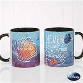 Disney® Finding Dory Seashell Personalized Coffee Mug 11oz.- Black - 18101-B