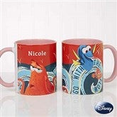 Disney® Finding Dory Go With The Flow Personalized Coffee Mug 11oz.- Pink - 18102-P