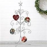 Silver Tree Multi-Ornament Stand