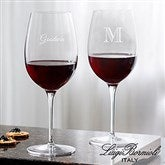 Luigi Bormioli® Personalized 20oz. Red Wine Glass - 18155-RN