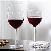 Luigi Bormioli® Personalized 20oz. Red Wine Glass- Name - 18155-RN