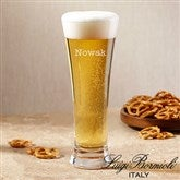 Luigi Bormioli® Personalized Beer Pilsner Glass- Name - 18157-N