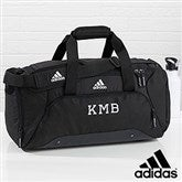 Adidas® Embroidered Duffel Bag-Monogram - 18192-M