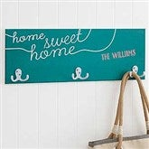 Home Greetings Personalized Coat Rack - 18221