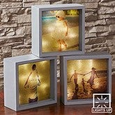 Personalized Photo LED Light Shadow Box- 6
